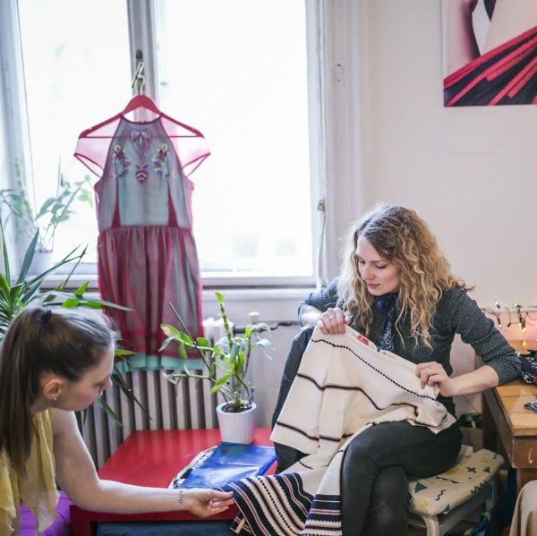 Hegedűs Anna Piroshka Holy Duck interjú (1)