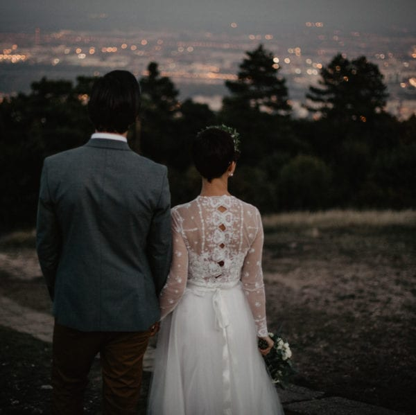 Katona Réka esküvő Bálint Sára ruha